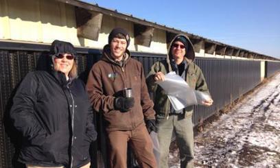 Toasty Turkeys: Heating turkey barns with solar thermal   Clean Energy Resource Teams   UK Energy Efficiency @fuelpovertyuk   Scoop.it