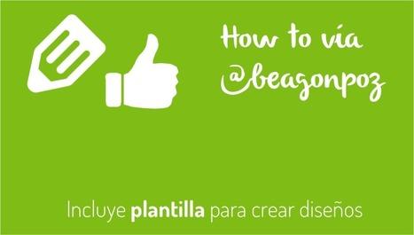 Manual y plantilla para personalizar las pestañas de Facebook | redes sociales | Scoop.it