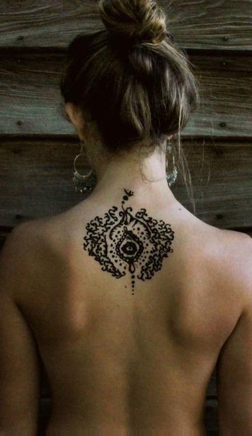Mẫu hình xăm henna nghệ thuật Ấn Độ đẹp nhất | anhdanh_90 | Scoop.it