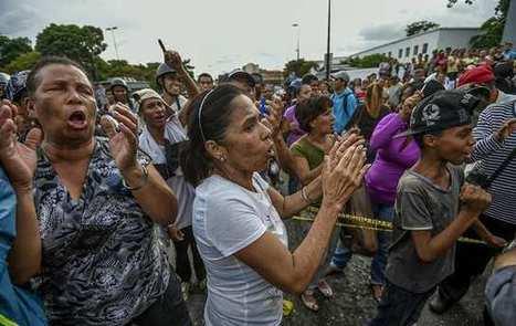 Washington veut éviter le chaos au Venezuela | Venezuela | Scoop.it