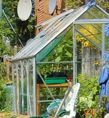 Romilly's Arduino, Robotics and Electronics Blog: The Greenhouse project - Websockets, Pi, Wireless, Arduino | Raspberry Pi | Scoop.it
