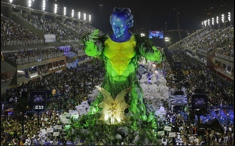 Rio Carnival 2015 With Latin Tour Dimensions | Michael Steinberger Latin Tour Dimensions | Scoop.it