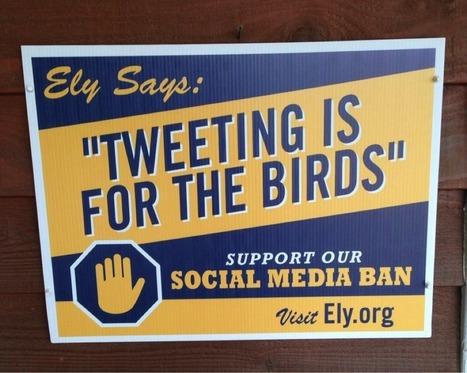 Small town bans social media   Unplug   Scoop.it