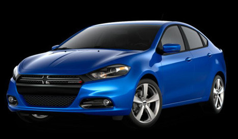 2013 Dodge Dart; tempered with a spicy Italian touch   automobile ...   Concept Cars, and new arrivals   Scoop.it