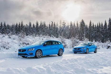 Les Volvo S60 et V60 Polestar arrivent en France ! - Le Mag Auto Prestige   Volvo Polestar & Team Cyan   Scoop.it