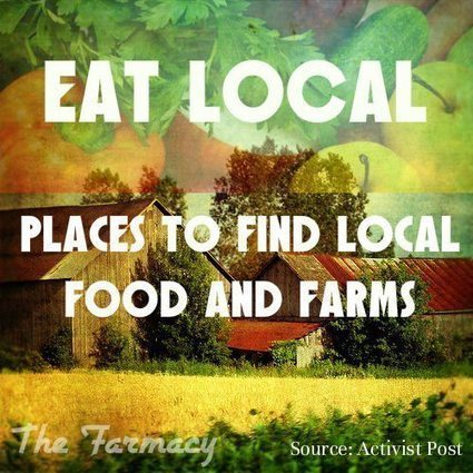 eat local - Transition Ireland and Northern Ireland   Promoting Community Sustainability   Scoop.it