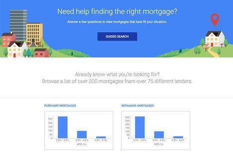 Google devient courtier et s'attaque à un marché immobilier ... - L'Usine Digitale | La Place de l'Immobilier HBS | Scoop.it