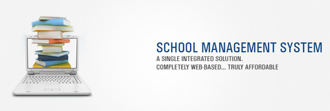 School management System for the administration, staff and student profile management, account management, exam management , time table management | ERPSoftwarecompany | Scoop.it