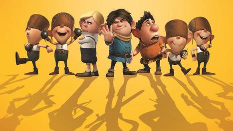Berlin: Korea's Finecut Kicks Off 'Red Shoes' Animation - Variety | Magnum Machinima | Scoop.it