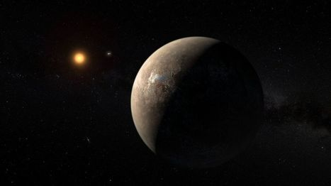 Neighbouring star Proxima Centauri has Earth-sized planet - BBC News | Jeff Morris | Scoop.it