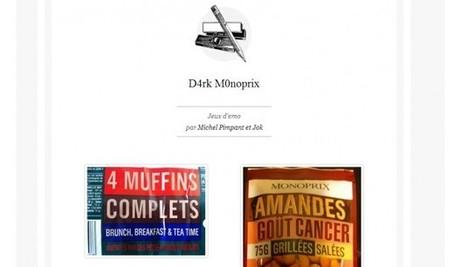 Les packagings Monoprix détournés sur le web : faux coup de pub, vraie com' de crise | c'est PAS CONcept | Scoop.it