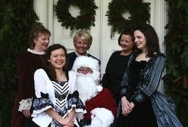 Merry Christmas from Oak Alley Plantation | Oak Alley Plantation: Things to see! | Scoop.it