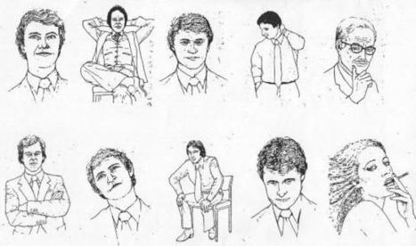 El lenguaje corporal en las entrevistas de trabajo | RR HH por Manu | Scoop.it