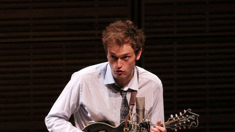 Chris Thile on Mandolin at Zankel Hall - New York Times   Acoustic Guitars and Bluegrass   Scoop.it
