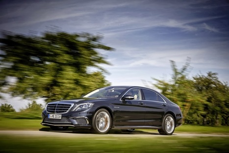 The new Mercedes-Benz S 65 AMG: Driving performance in its perfect form | Auto Premium | Scoop.it