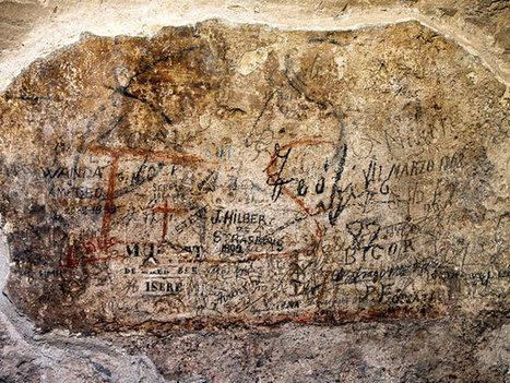 What Does First-century Roman Graffiti Say? | Archéologie dernières brèves | Scoop.it