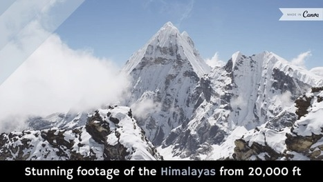 Stunning footage of the Himalayas from 20,000 ft [video] | Real Estate Plus+ Daily News | Scoop.it