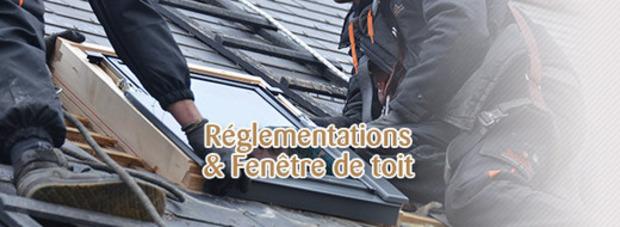 Quelle réglementation pour l'installation d'une fenêtre de toit ? | La Revue de Technitoit | Scoop.it