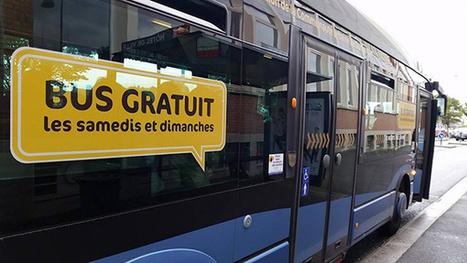 Transport | Le bus gratuit sur le Dunkerquois : vous avez été nombreux à tester ce week-end ! | Dunkerque | Scoop.it