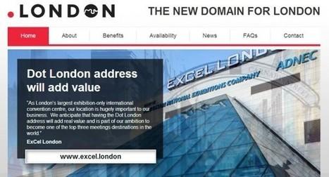 """Sitios web """".london"""" a partir del 29 de abril   About marketing concepts   Scoop.it"""