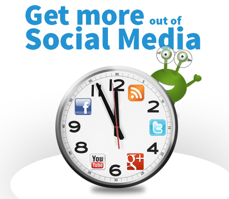 How to get more out of your small business social media in less time | Réseaux Sociaux - Les outils | Scoop.it