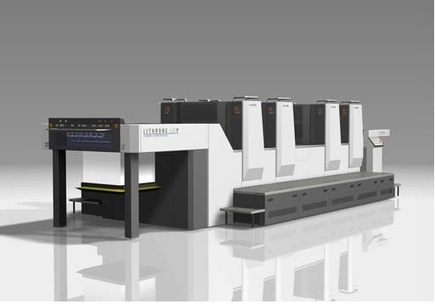 Komori adds LA37P to its Lithrone A Series - PrintWeek India   Insight Newsletter September   Scoop.it
