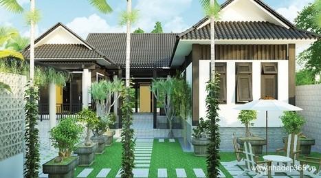 Thiết kế kiến trúc biệt thự | Thiết kế nhà đẹp 365 | Scoop.it