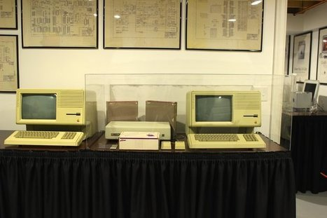 15-Year-Old's 200 Vintage Apple Computers Are Now a Mac Museum | Technology in Education | Scoop.it