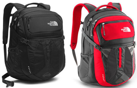 The North Face Recon Backpack Review 2016 | Daily Backpack | Jazzy Look | Scoop.it