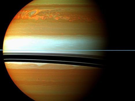 NASA - Storm Tail in False Color | Nerd Alert | Scoop.it