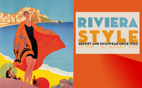 Fashion and Textile Museum | Riviera Style. Resort & Swimwear since 1900 | design exhibitions | Scoop.it