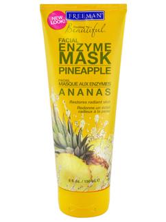 Pineapple Facial Enzyme Mask :: Freeman Beauty   Youthful Eyes   Scoop.it