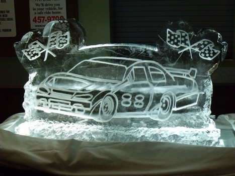 Want to Add Oodles of Zeal in Your Sports Event? Try Ice Sculptures | Festiveice | wedding and event planning | Scoop.it