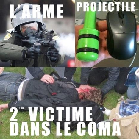 Quebec : Répression, État policier, chaos vs détresse, blessures et rage | #marchedesbanlieues -> #occupynnocents | Scoop.it