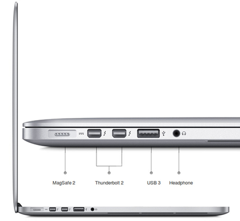 Apple Renovated 15-inch MacBook Pro, Adds Force Touch Trackpad and More | Android mobiles | Scoop.it