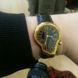 La montre Salvador Dali | ART on www.WikiLinks.fr | Scoop.it