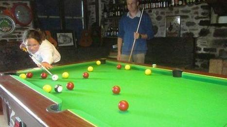 Le Snooker, haut lieu du billard - Ouest-France   le billard anglais   Scoop.it