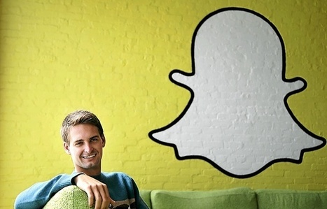 Snapchat franchit la barre des 6 milliards de vidéos vues par jour | 20 Minutes | More Social Media | Scoop.it