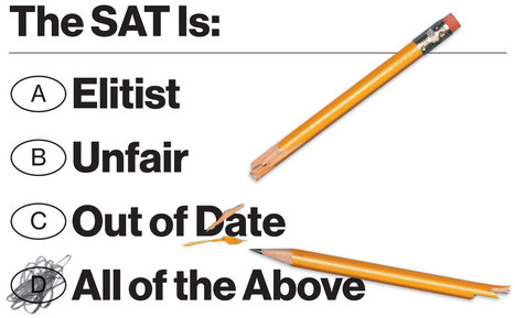 What's Holding American Students Back? The SAT   international education   Scoop.it