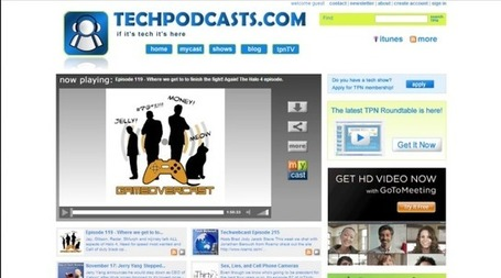 Podcasting is NOT Dead – Insights into Streaming [Roundtable] | Podcasts | Scoop.it