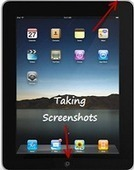Here is how to Take A Screenshot of Your iPad ~ Educational Technology and Mobile Learning | iPads, MakerEd and More  in Education | Scoop.it