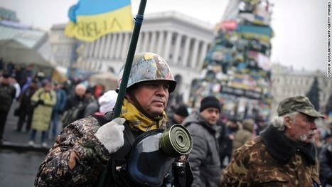 Ukraine mobilizes troops after Russia's 'declaration of war' - CNN | Sochi | Scoop.it