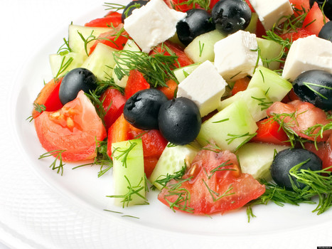 Mediterranean Diet Lowers Cholesterol Levels Even When No Weight Loss Is ... - Huffington Post | Yummy Tummy | Scoop.it