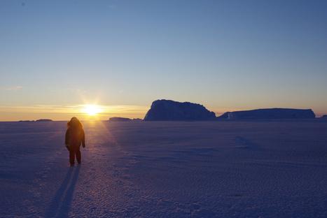 Promenons nous, dans le froid ! #Antarctique #banquise #DDU #TAAF | Arctique et Antarctique | Scoop.it