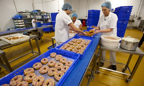 Greggs a manger aims for healthier, cheaper food-on-the-go   AQA AS Business - BUSS2   Scoop.it