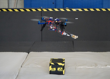 Video Friday: 3D-Printing Drones, Telepresence Robots at Home ... | Corporate Finance for Innovative Companies | Scoop.it