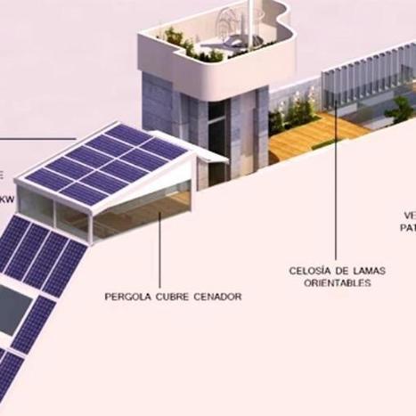 Cero emisiones y cero gastos ¿la casa del futuro? | geco sustainable architecture | Scoop.it
