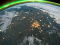 Lightning from space: Amazing videos taken by astronauts | What Surrounds You | Scoop.it