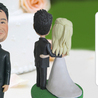 Choose The Perfect Wedding Cake Topper