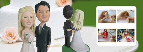 Wedding Cake Toppers Australia   Choose The Perfect Wedding Cake Topper   Scoop.it